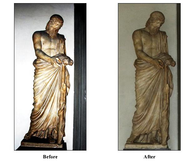 Asclepius Friends of the Uffizi Gallery