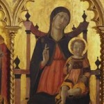 Il Vecchietta Madonna and Child Enthroned with Saints Friends of the Uffizi Gallery Upcoming Restoration Projects