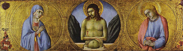 Imago Pietatis Friends of the Uffizi Gallery