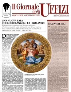 Il Giornale Newsletter Friends of the Uffizi Gallery