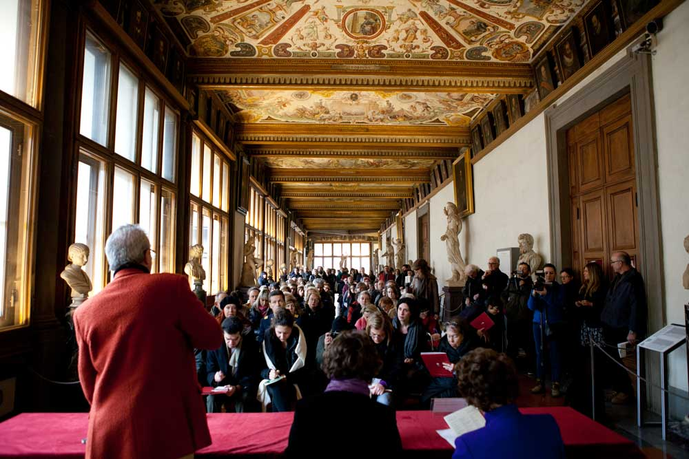Friends of the Uffizi Gallery Michelangelo Room