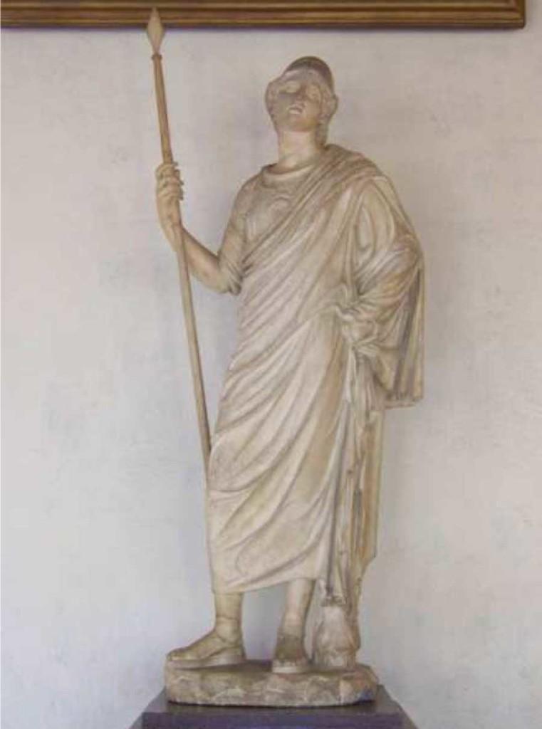 Statue-of-Athena-Rospigliosi-Friends of the Uffizi Gallery