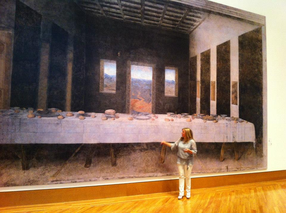 An afternoon visit to the frost museum foug - Jose manuel ballester ...